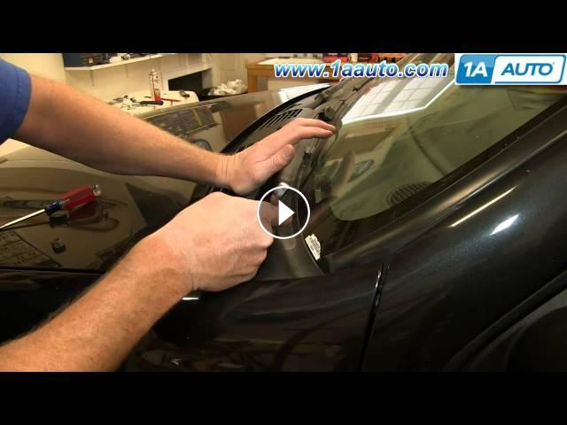 How To Replace Window Parts In Gmc Cars