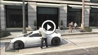 gta 5 bugatti veyron location million dollar car. Black Bedroom Furniture Sets. Home Design Ideas