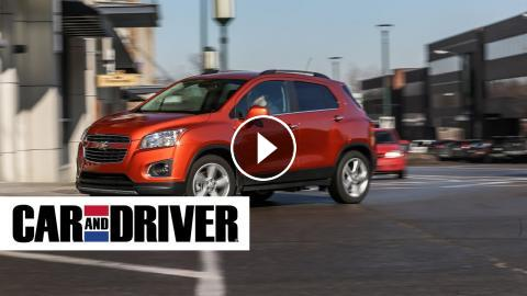 Chevrolet trax a vendre