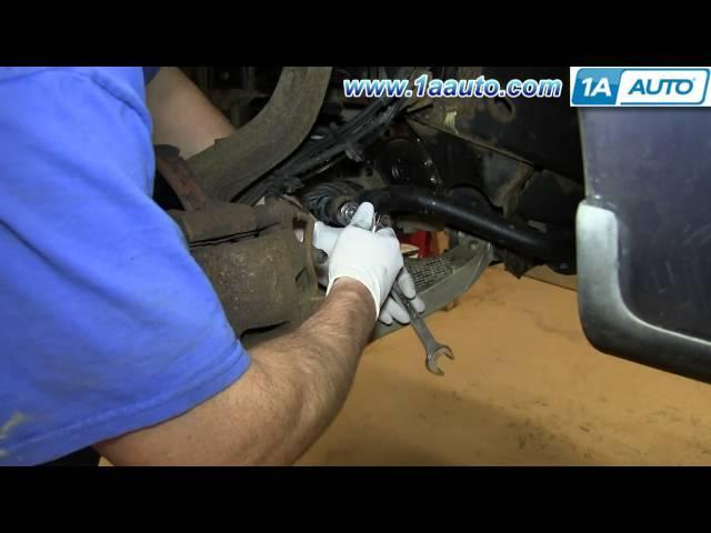 2011 f150 blend door actuator replacement