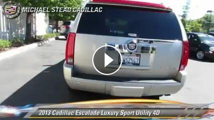 Michael Stead Cadillac, Walnut Creek CA 94596