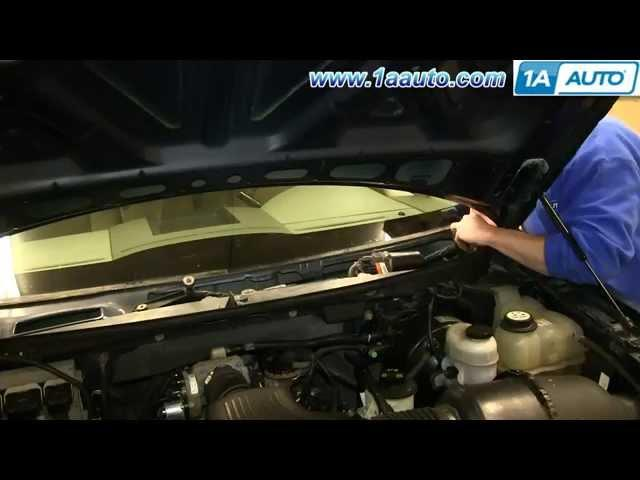 how to replace the transmission oil filter on a 2000 acura