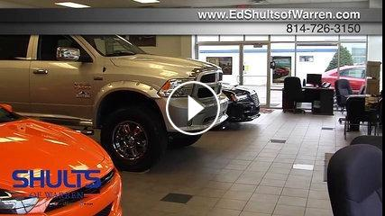 Ed Shults Of Warren >> Chrysler, Jeep, Dodge and RAM Dealer Warren, PA | Ed Shults of Warren Chrysler Dodge Jeep RAM Rating
