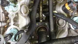 How To Change A Thermostat Thermostat Dodge 5 2l