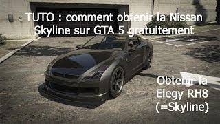 gta 5 comment avoir la elegy rh8 en ligne