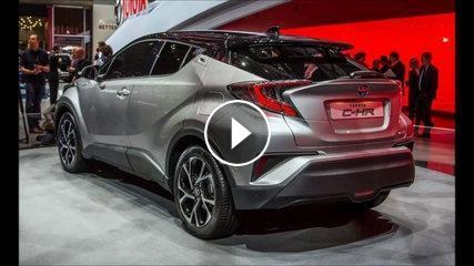 Toyota Chr 2016