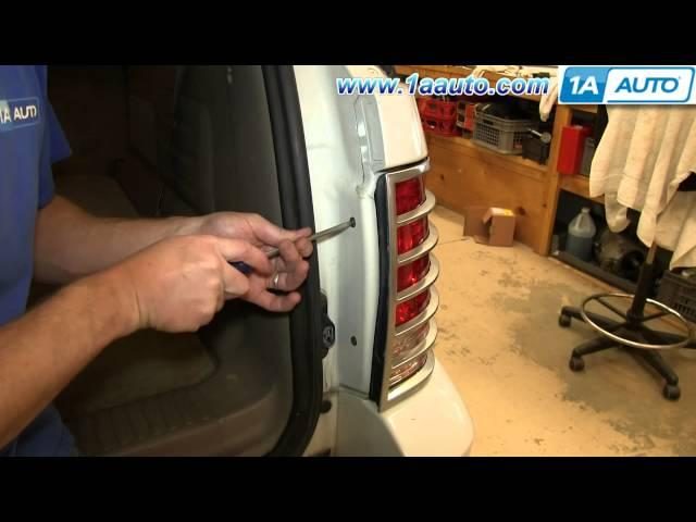 how to install replace fog lights 1997 98 jeep grand cherokee. Black Bedroom Furniture Sets. Home Design Ideas