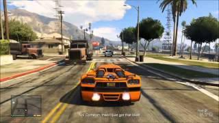 GTA 5 Entity XF Car